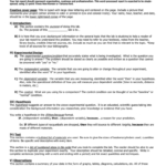 Middle School Science Lab Report Format With Lab Report Template Middle School