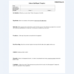 Writing A Lab Report: Everything A Student Should Know To For Lab Report Template Middle School
